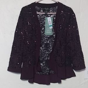 R & M Collection Jacket.  NWT